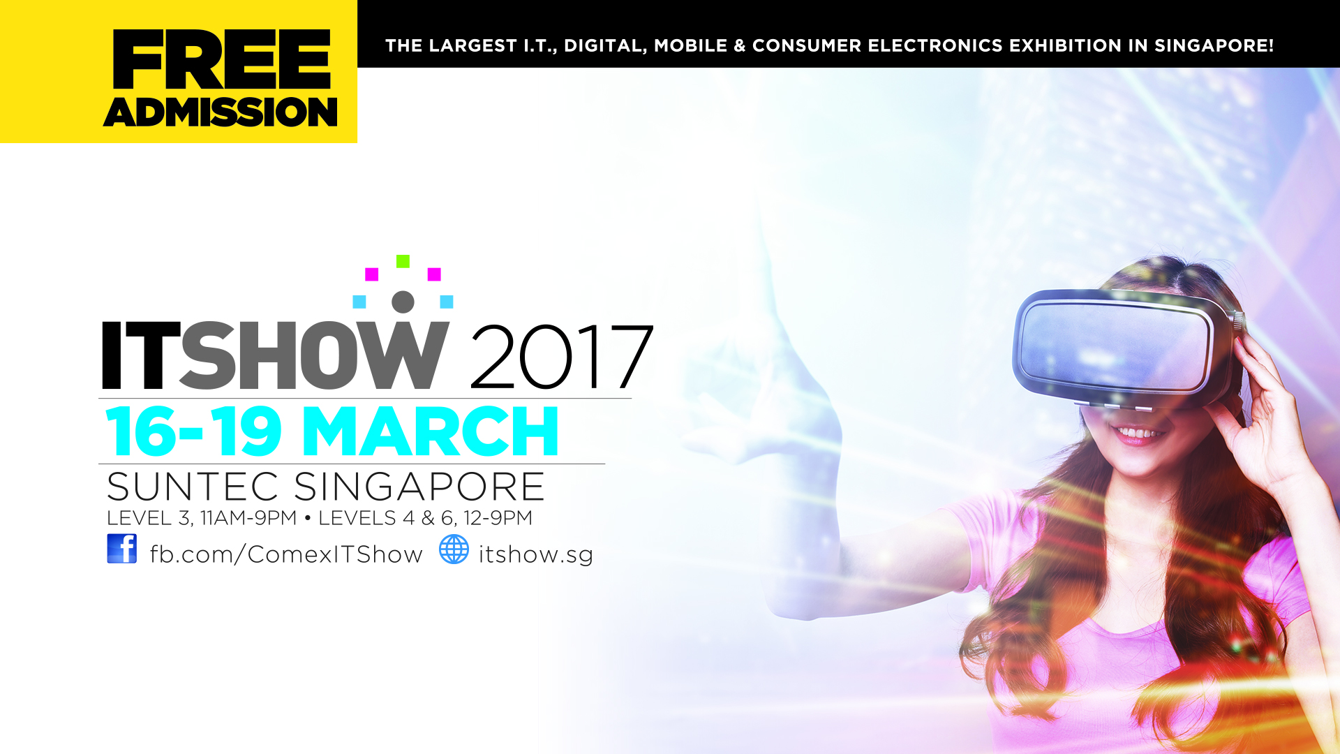 IT Show Post Event Report
